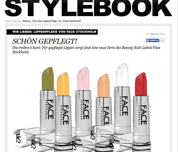 Stylebook 02 2014
